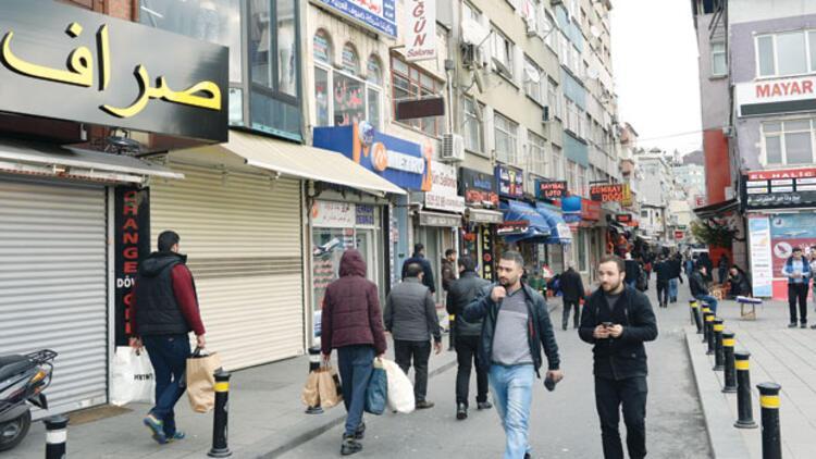 İstanbul doldu, Suriyeli göçü donduruldu