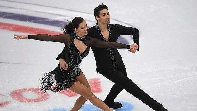 Kış Olimpiyatları'nda gözler onların üzerinde! Herkesin konuştuğu çift...
