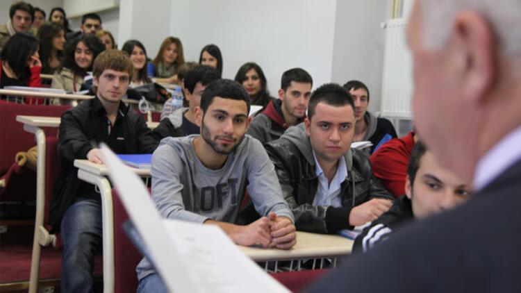 Yabancı öğrenci sayısı 16 yılda yüzde 548 arttı