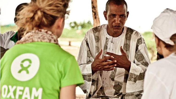 Seks skandalı Oxfam'ı zor durumda bıraktı