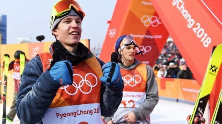 Kış Olimpiyatları'nda bir ilk!