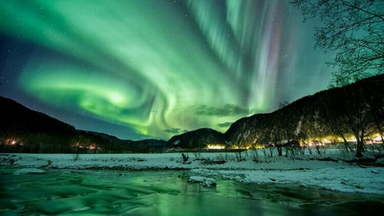 Kuzey ışıklarının nasıl oluşuyor?