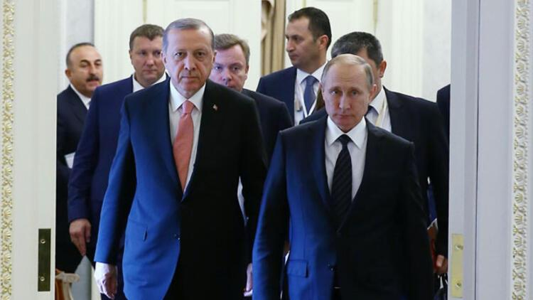 Erdoğan'dan Putin'e Şam uyarısı: Sonuçları ağır olur
