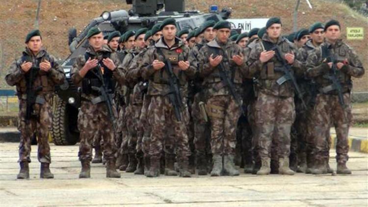 JÖH ve PÖH'ler 'meskûn mahal' operasyonları için Afrin yolcusu!