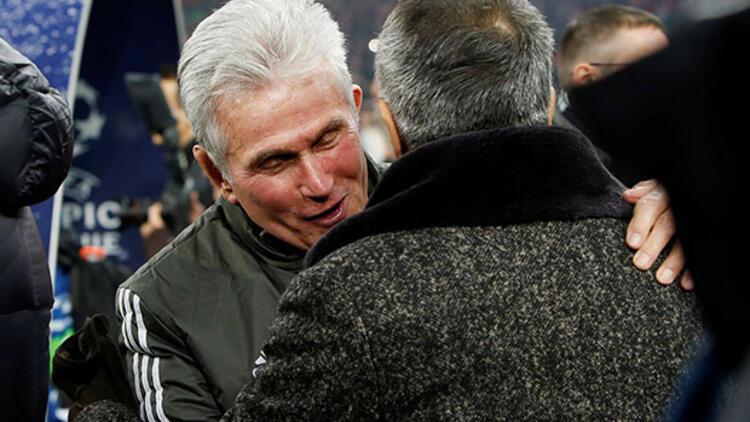 Heynckes: 'Beşiktaş 5-0'ı hak etmedi'
