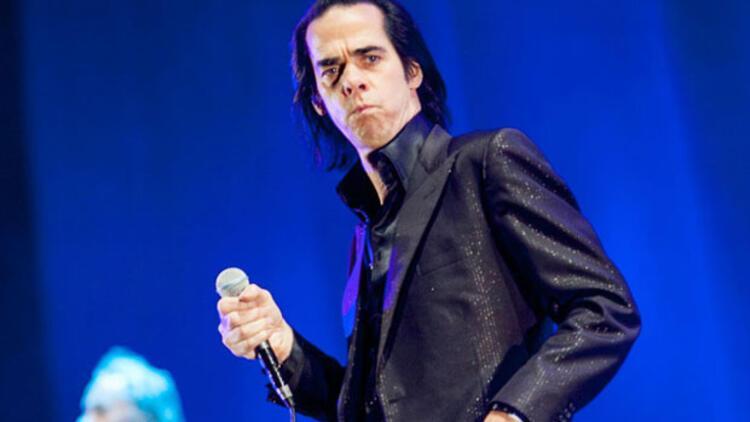 Nick Cave ve Kötü Tohumlar İstanbul'da