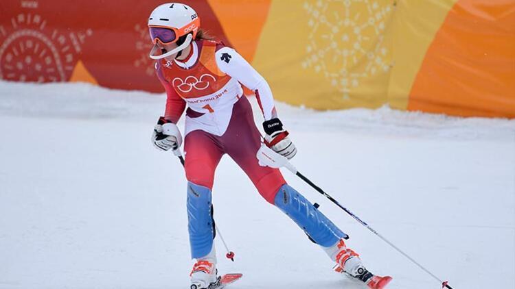 PyeongChang Kış Olimpiyatları'nda İsviçreli Gisin ilk kez olimpiyat şampiyonu!