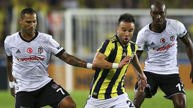 Beşiktaş'ın iç, Fenerbahçe'nin dış performansı göze çarpıyor!