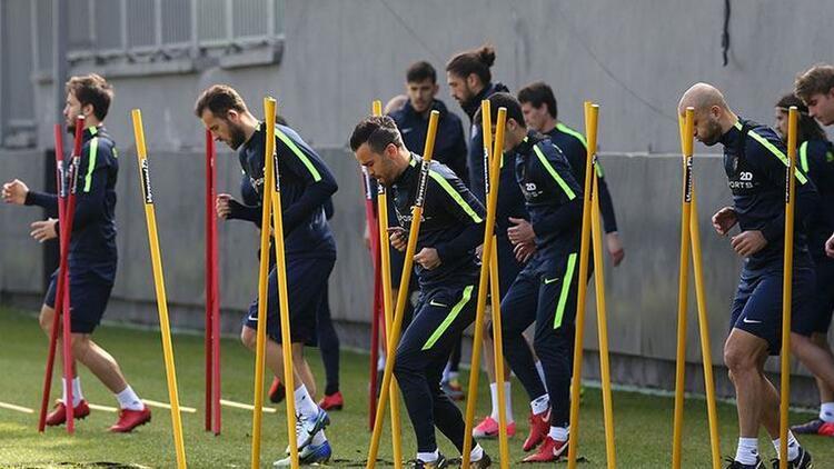 Osmanlıspor'da Antalyaspor maçı hazırlıkları devam ediyor!