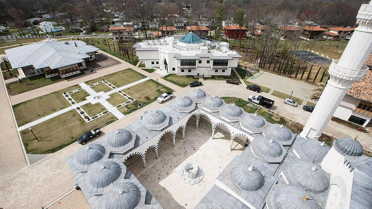 ABD'deki külliyeye Türk restoranı açılıyor
