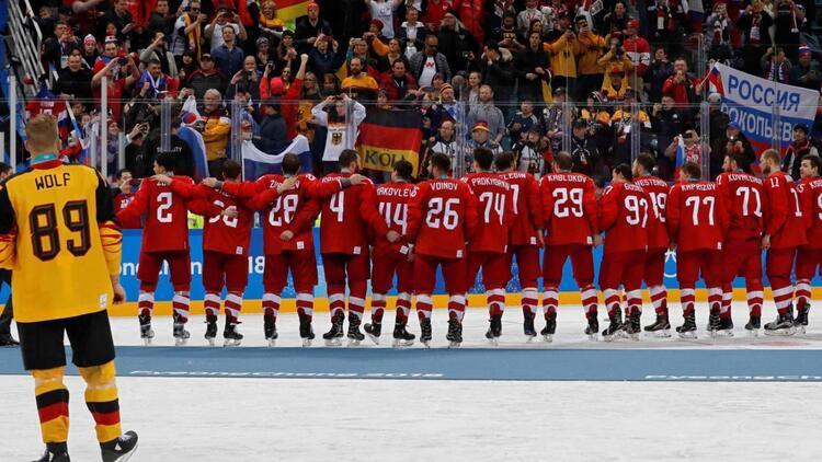 Rusya'dan Olimpik Sporcular Takımı, altın madalyanın sahibi oldu