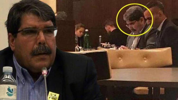 Cumhurbaşkanı Erdoğandan Salih Müslimin yakalanması hakkında ilk açıklama