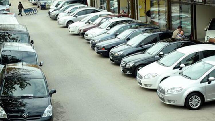 İkinci elde 8 milyon araç satışı bekleniyor