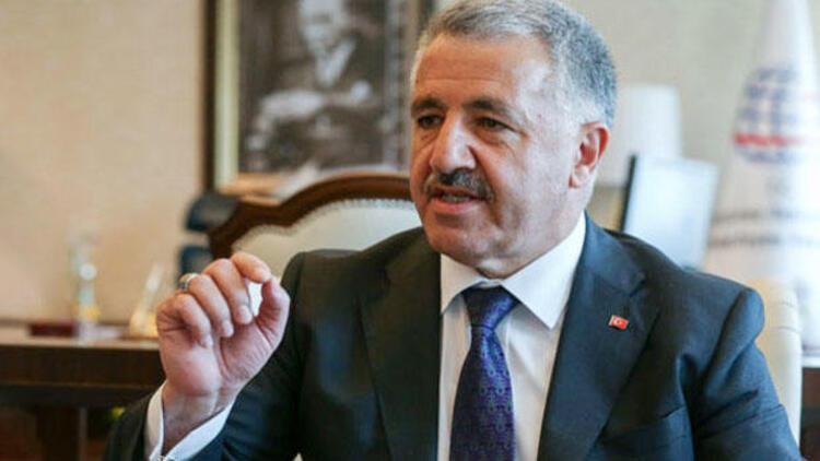 Bakan Arslan'dan Türk Telekom açıklaması: 'Hiçbir şeyi gizleme ve makyajlama durumu yok'
