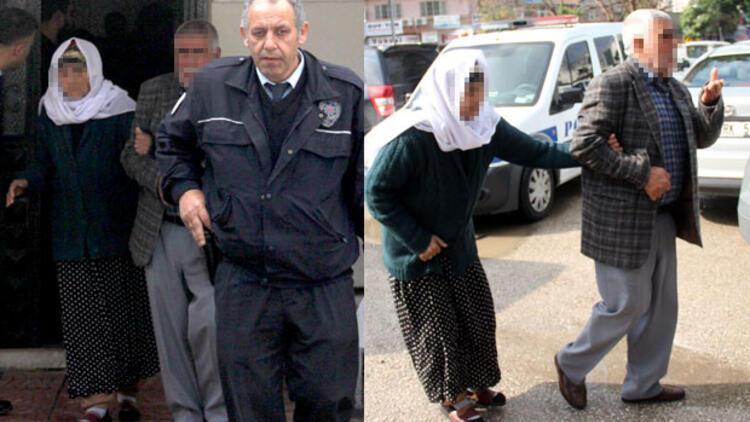 81 yaşındaki kadına önce gözaltı sonra para cezası