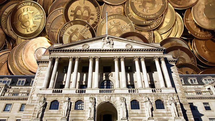 BoE'den kripto paralara denetim çağrısı