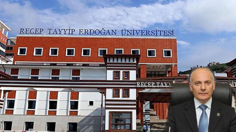 Recep Tayyip Erdoğan Üniversitesinde FETÖ şoku: Ceza çıktı