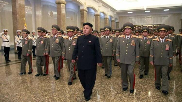 Güney Kore yarın Kuzey'e üst düzey heyet gönderiyor