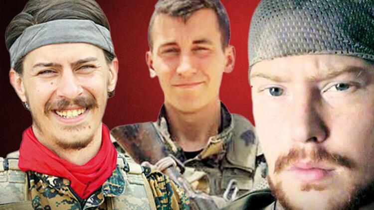 YPG'nin ithal teröristleri