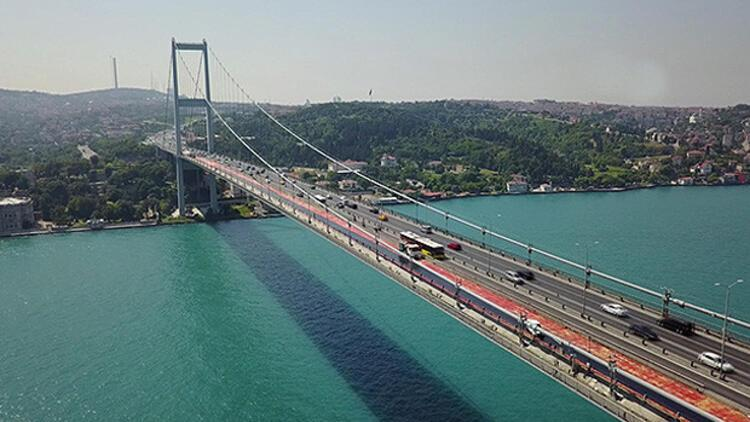 Köprüden kaçak geçişe 93 bin 600 lira ceza