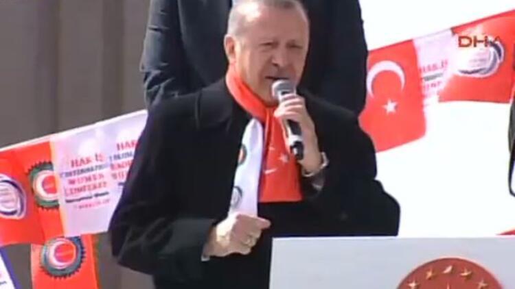 Erdoğan'dan son dakika Afrin operasyonu açıklaması
