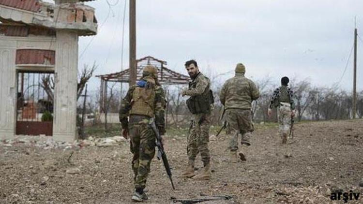 Afrin'in Maçale köyü teröristlerden temizlendi