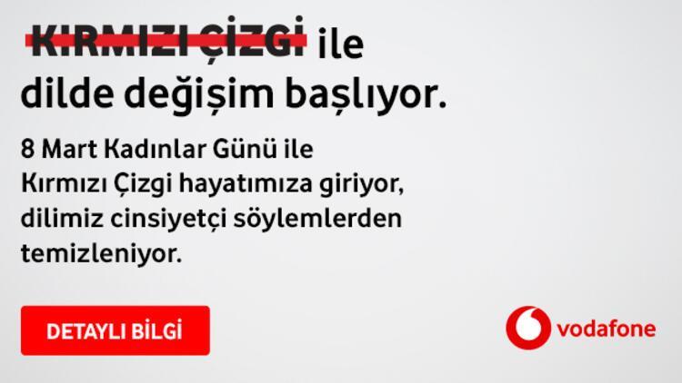 """CİNSİYETÇİ DİLE """"KIRMIZI ÇİZGİ"""""""