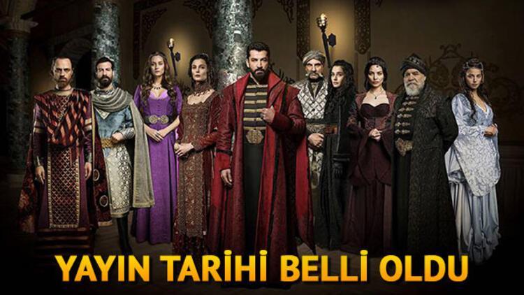 Mehmed Bir Cihan Fatihi dizisinin yayın tarihi belli oldu... İşte fragman!