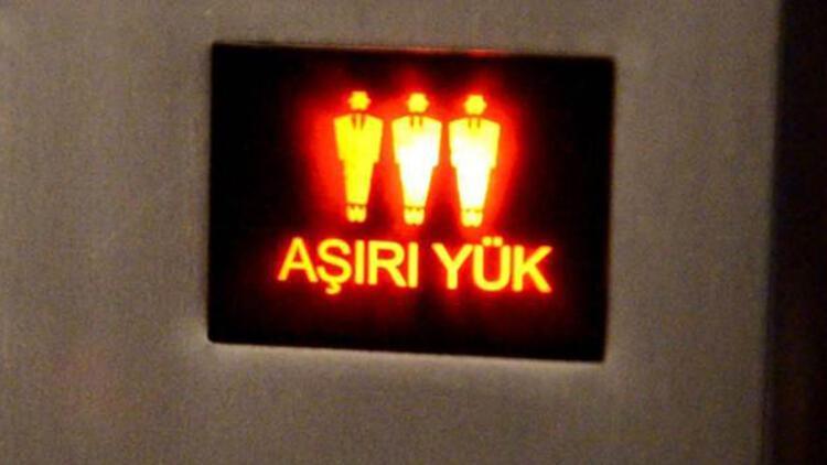 """Güvensiz asansöre """"online"""" takip geliyor"""