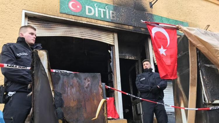 'Camiye saldıranları bulmak için her şeyi yapacağız'