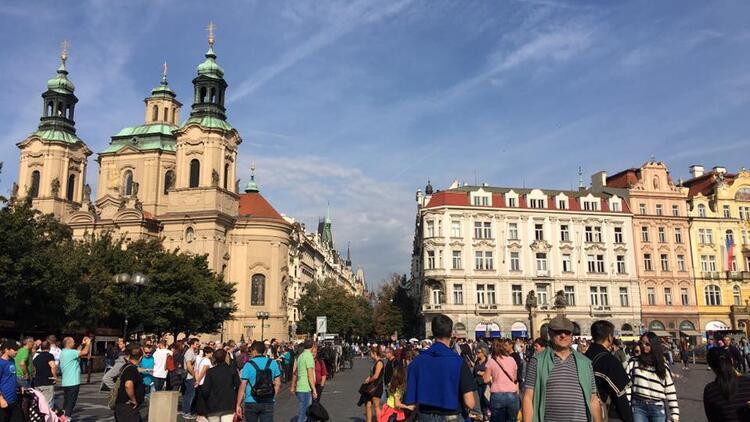 Masal şehir Prag