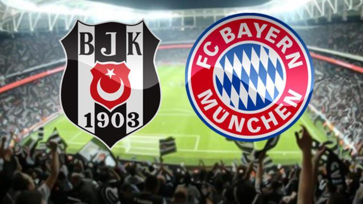 Beşiktaş Bayern Münih maçı canlı yayını hangi kanalda saat kaçta? Maç şifresiz mi izlenecek?