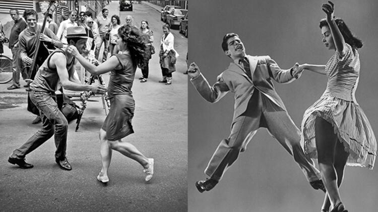 Cazın mutlu dansı: Swing