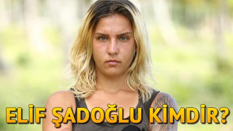 Survivor Elif Şadoğlu kimdir Kaç yaşındadır Ünlüler takımına katıldı