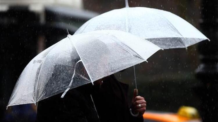Meteoroloji'den 5 il için sağanak yağış uyarısı