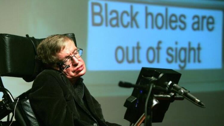 Stephen Hawking'in ünlü sözleri: 'Hayat varsa, umut da vardır.'