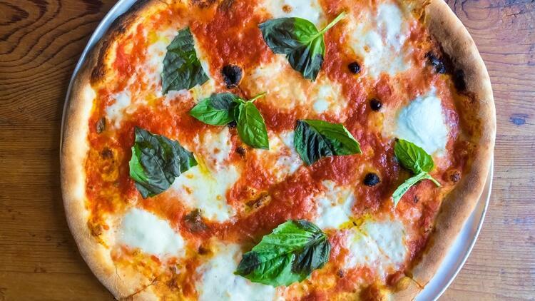 Yoksul sofrasından dünya starlığına pizza