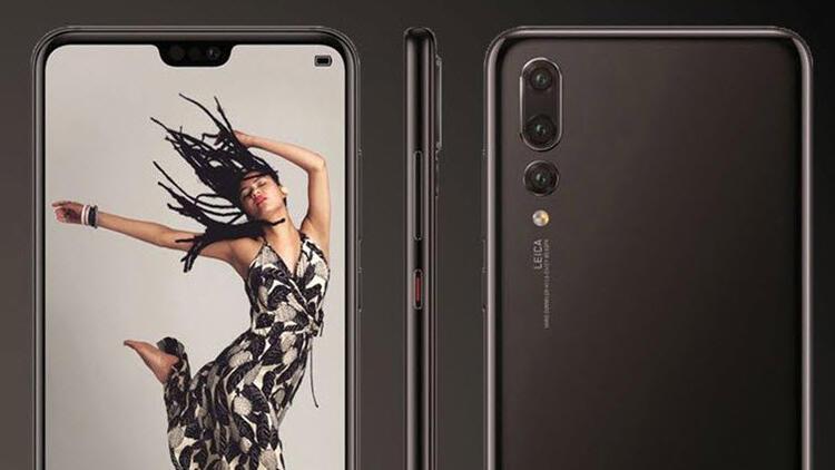 Çinlilerin yeni oyuncağı Huawei P20 fena geliyor!