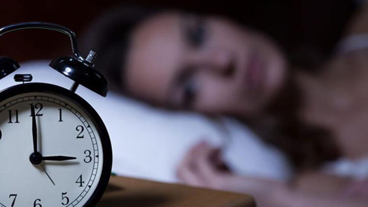 Türkiye'de 10 kişiden biri uykusuz