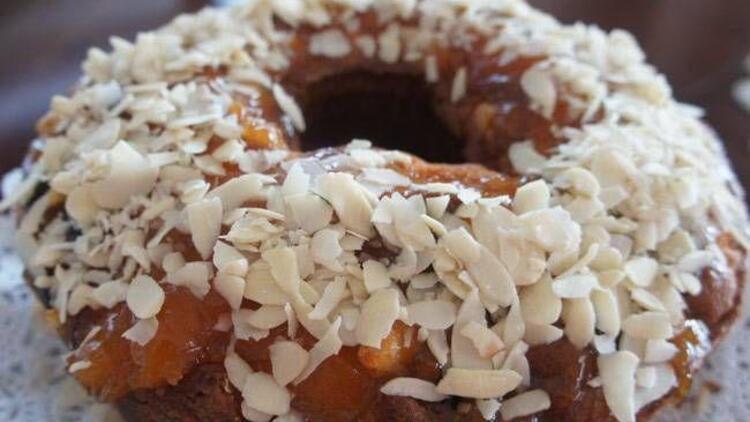 Kayısılı sünger kek tarifi