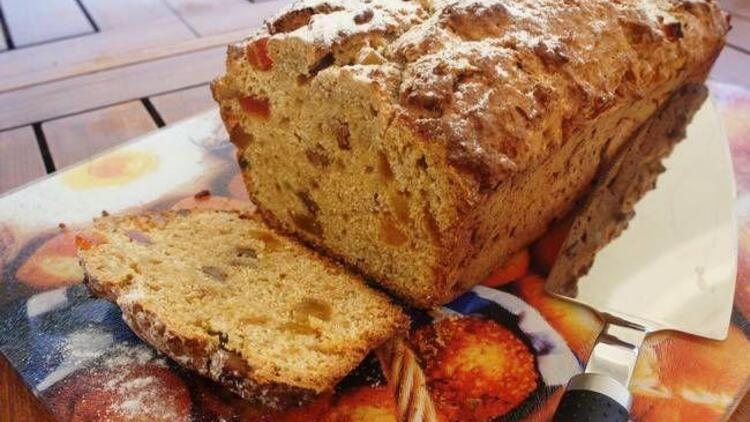 Kuru meyveli kahvaltı ekmeği tarifi