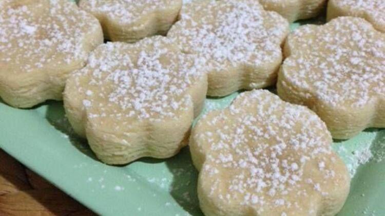 Papatya kurabiye tarifi