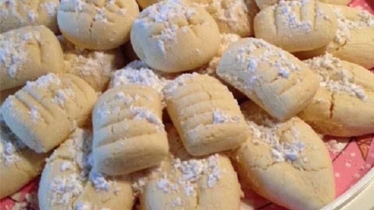 Mevlüt kurabiyesi tarifi