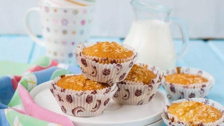 Şekersiz muffin tarifi