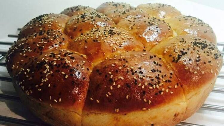 Top top ekmek tarifi