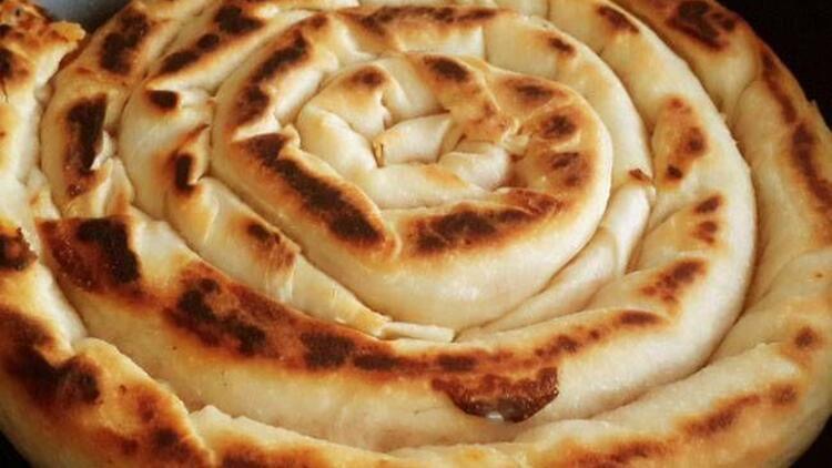 Tavada patatesli sarmal börek tarifi