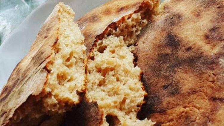 Tavada ekmek tarifi