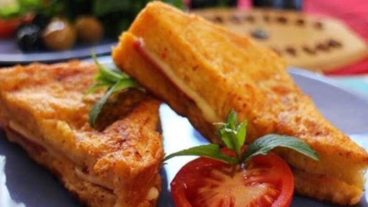 Fransız tostu tarifi