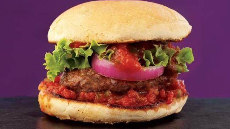 Acılı hamburger tarifi