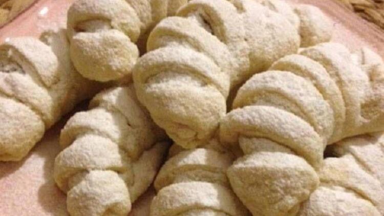 Elmalı ay kurabiye tarifi